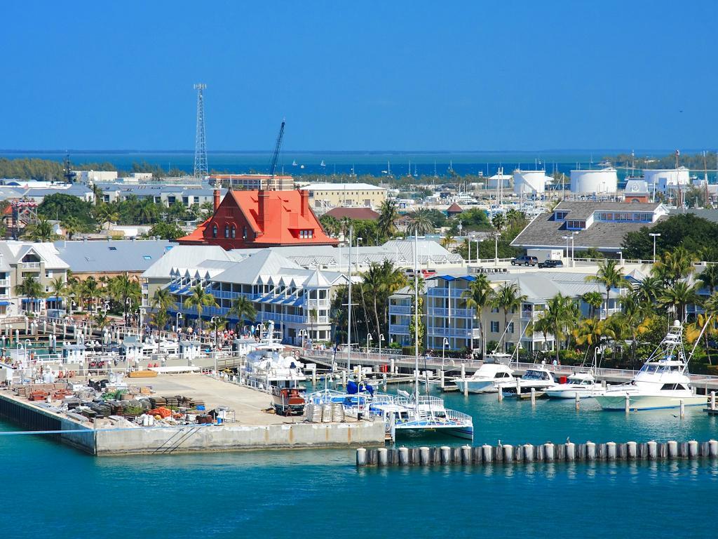 Von Miami nach Key West