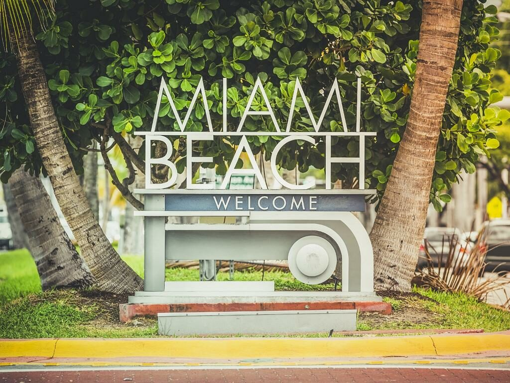 Miami Beach Welcome