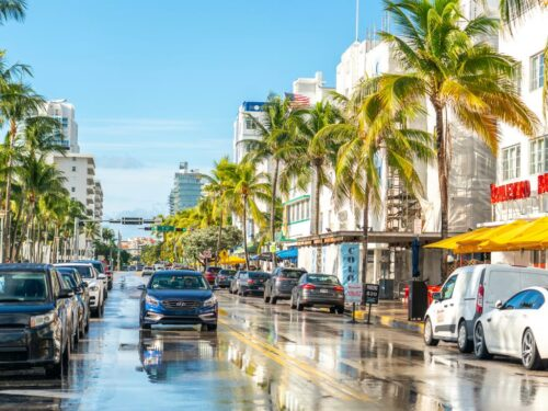 Miami Regenzeit