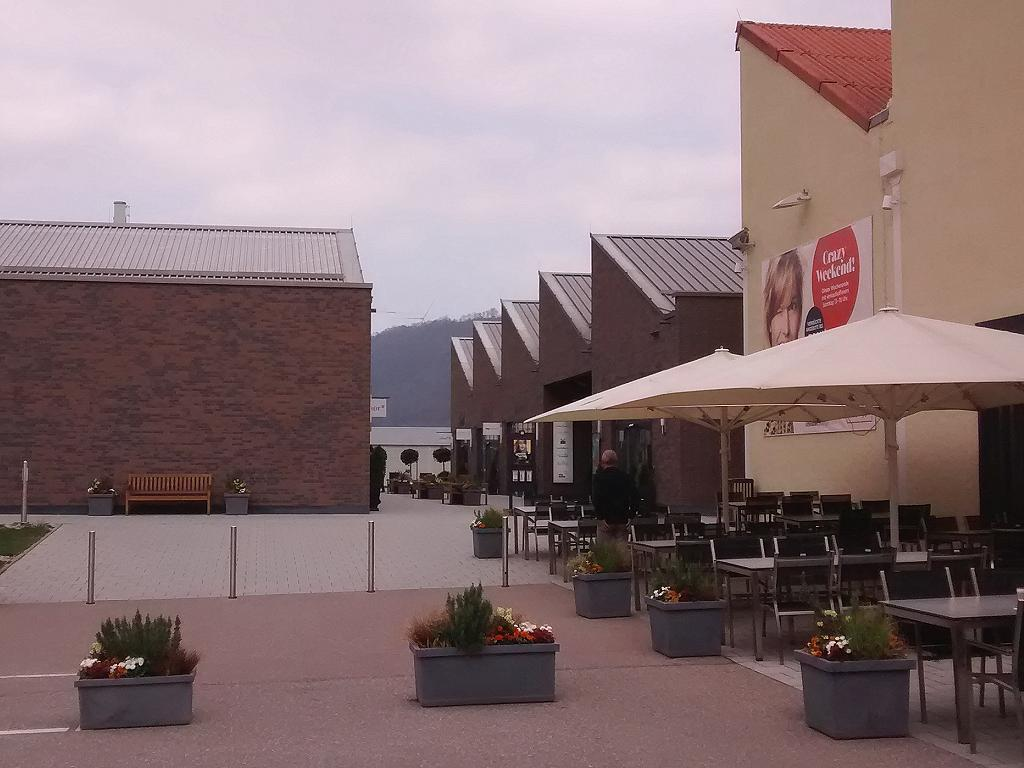Das Outlet in Geislingen