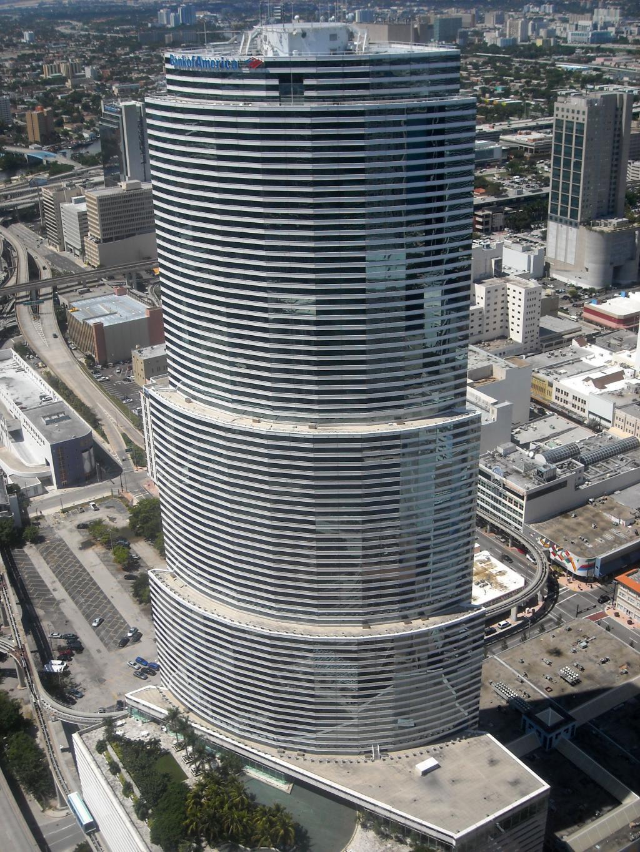 Panorama vom Miami Tower
