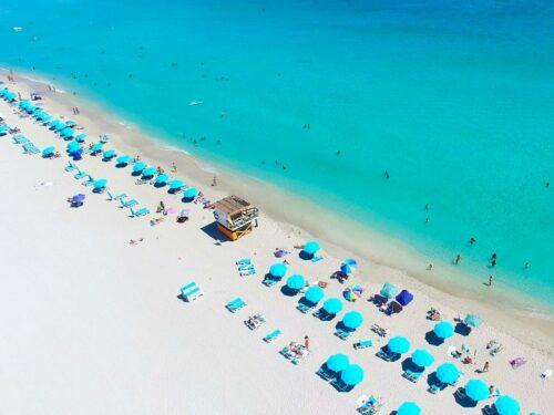 Der Strand vom South Beach