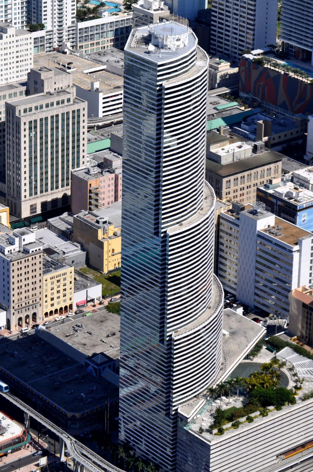 Wolkenkratzer Miami Tower