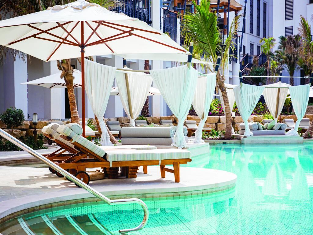 Der wunderschöne Pool © Jumeirah