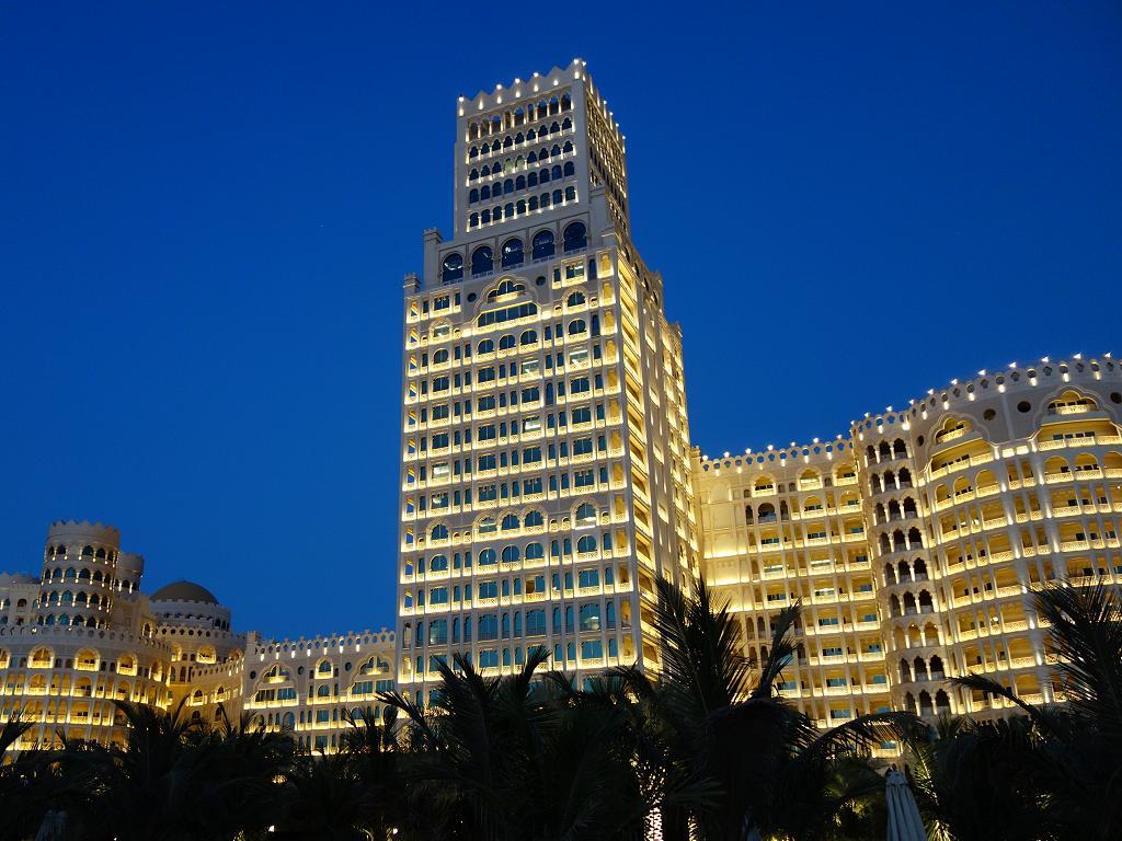 Ein Palast aus 1001 Nacht