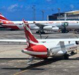 Mauritius Flugzeit