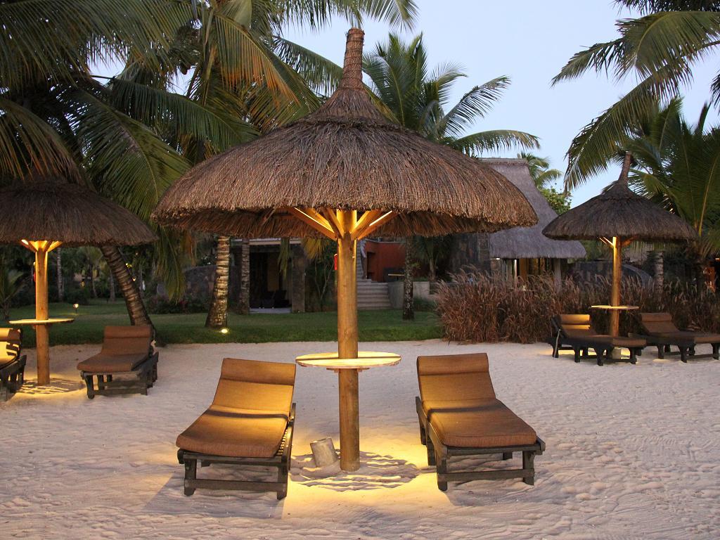 Hotelstrand Mauritius