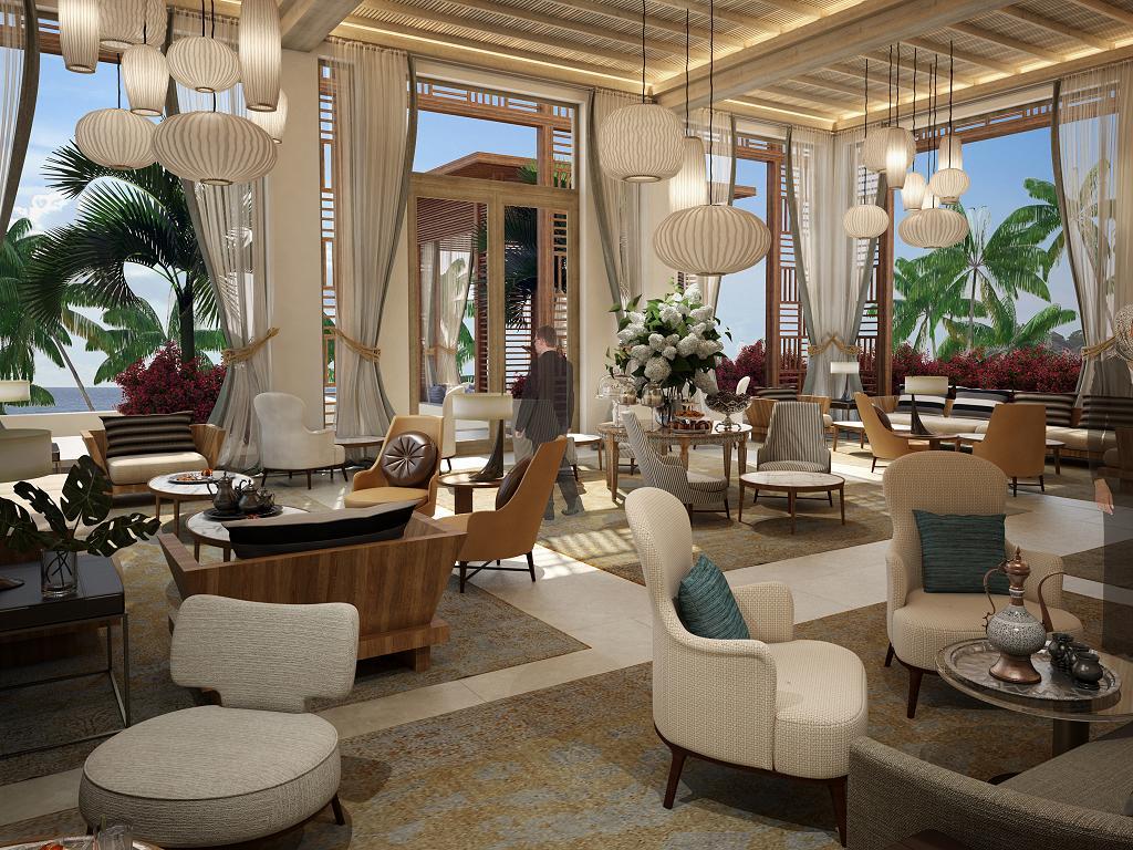 Lobby Lounge © Jumeirah