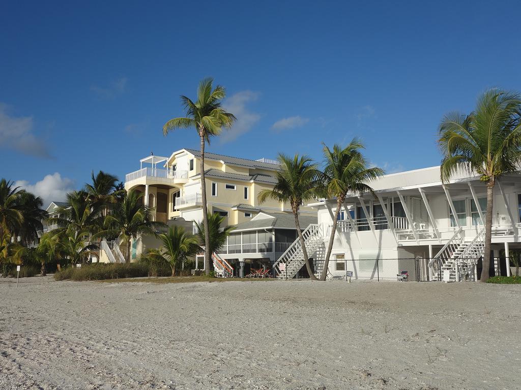 Luxusvillen am Strand