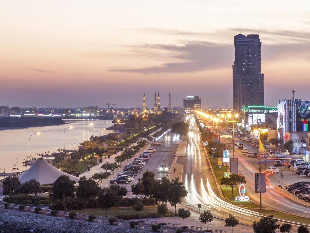 Das Emirat Ras al Khaimah