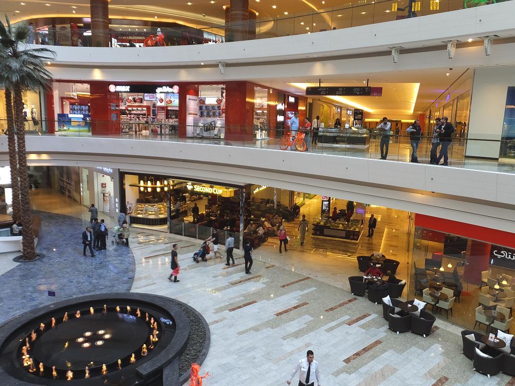 Al Ghurair Shopping Mall