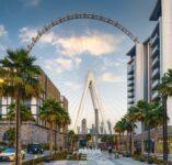 Weltgrößtes Riesenrad Ain Dubai wird im Oktober eröffnet