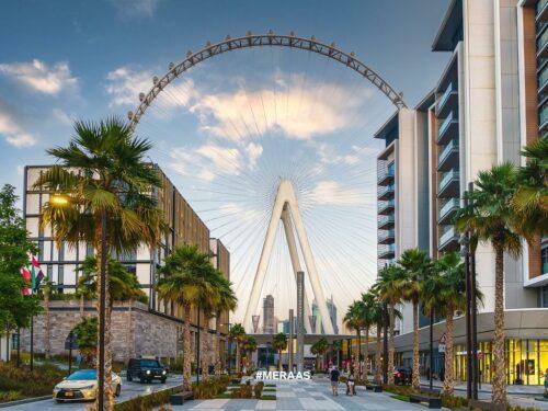 Riesenrad Ain Dubai