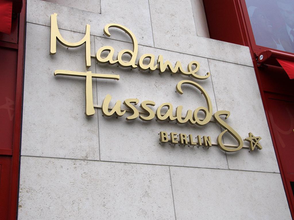 Berlin Madame Tussauds