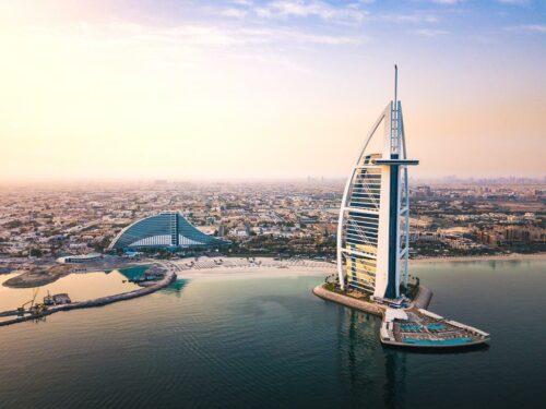 Burj al Arab Besichtigung