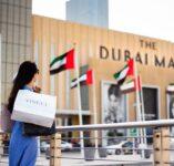 Zum Christmas Shopping nach Dubai