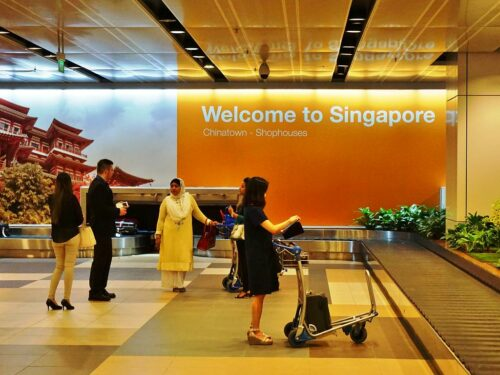 Welcome to Singapore